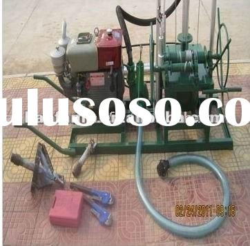 HF80 portable drilling machine for water well digging