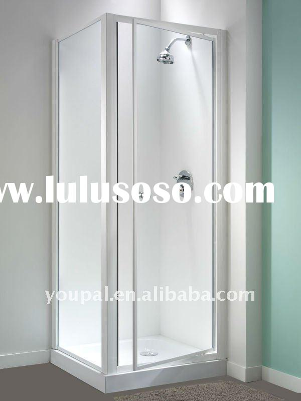 bath shower cabin ,Screw hidden design ,brass hinge,tempered glass ...