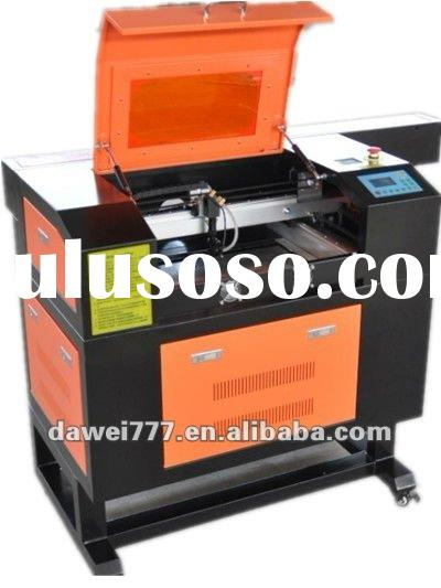 laser engraving machine used in garment accessories industry(square rail 530 model))
