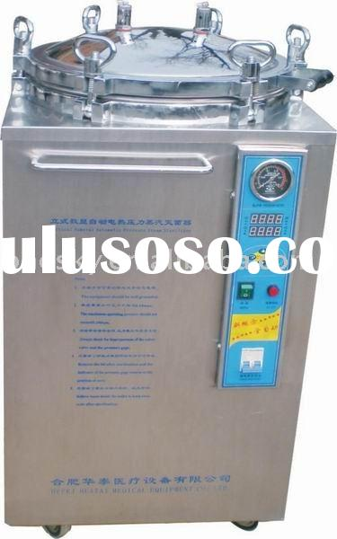 Vertical Steam autoclave sterilizer 150L