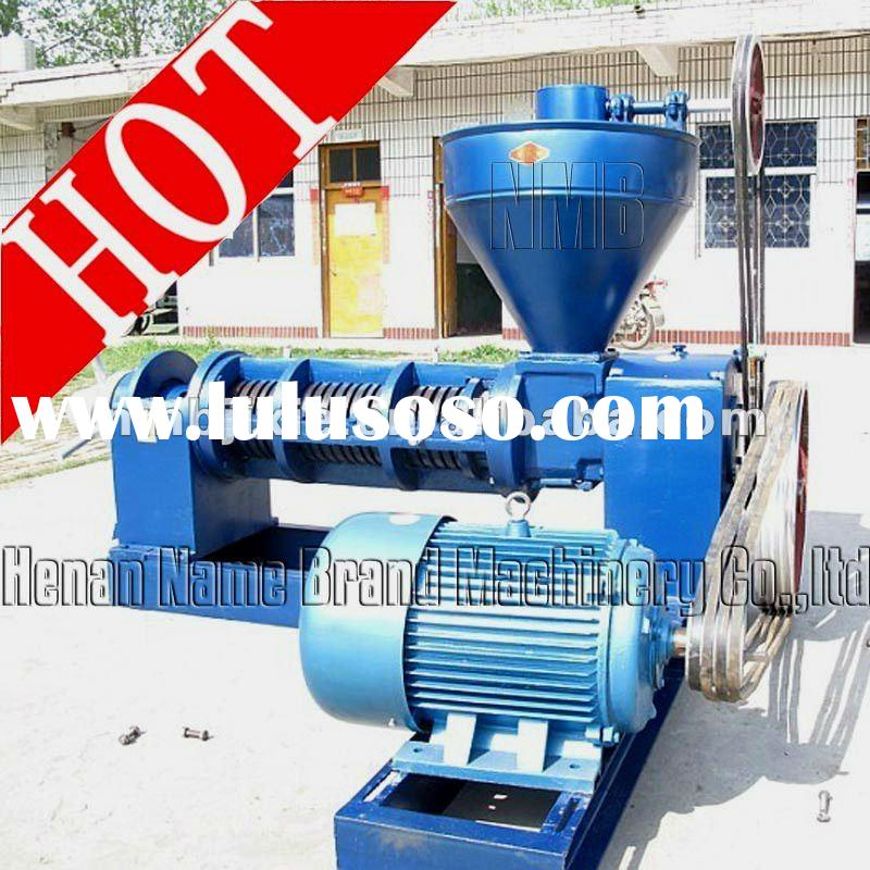 2012 China factory palm kernel oil expeller machine86-13071070895