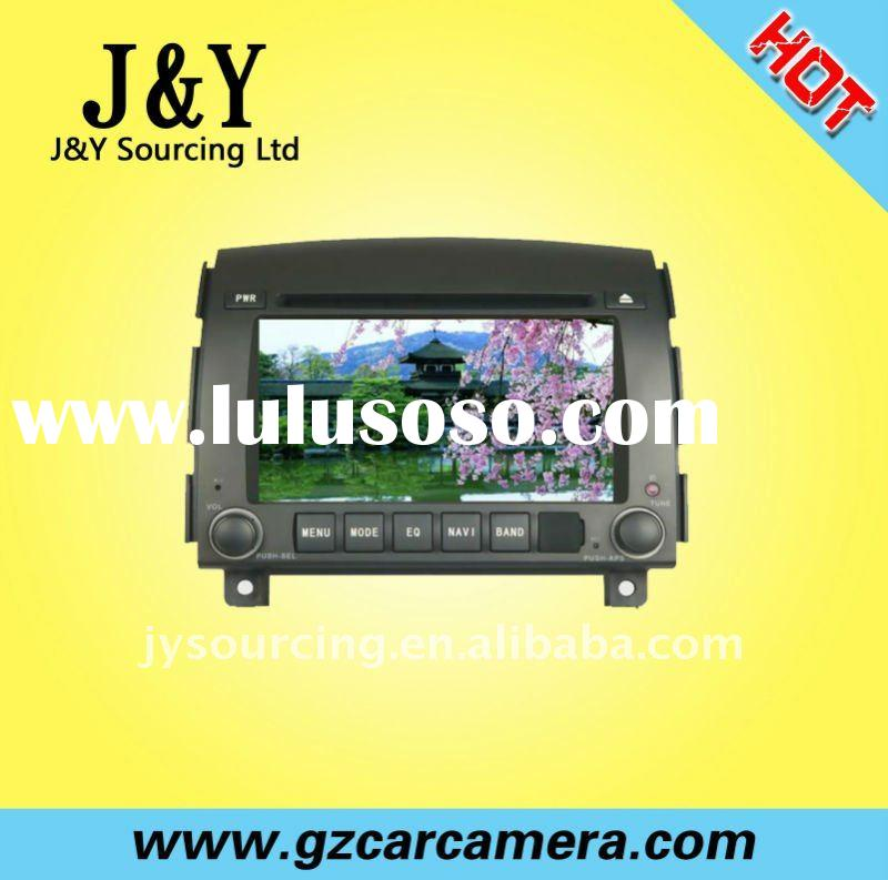 2 Din 6.5 Inch car stereo DVD digital Touch Screen with radio and GPS function for HYUNDAI Sonata NF