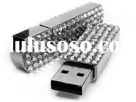 Private Jewellery usb flash drive of cwc 12-049