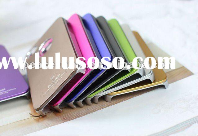 Slim AIR Jacket Metal Aluminum Chrome Bumper Case Cover for iPhone 4 4G 4S/4Gs