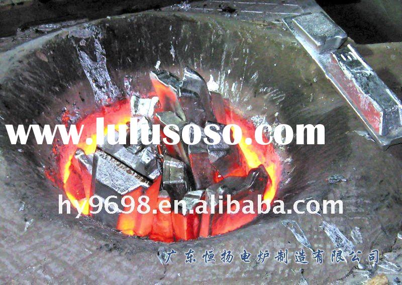 Top Quality Coreless Induction Furnace Melting Electric Furnace