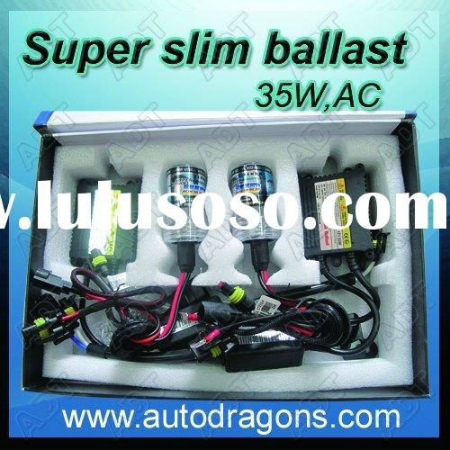 Wholesale super slim HID xenon kit(less than 0.1% repair rate)