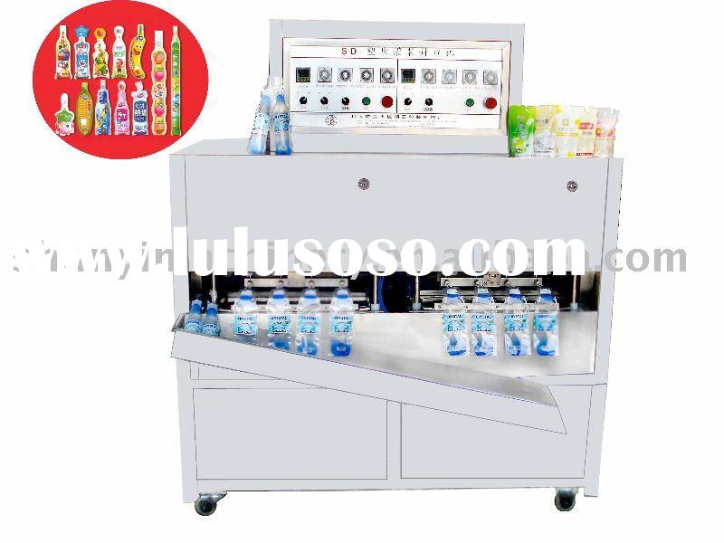 expansion bag filling sealing machine