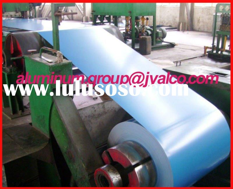 on sale COLOR ALUMINUM SHEET METAL IN ROLL WITH GOOD QUALITY