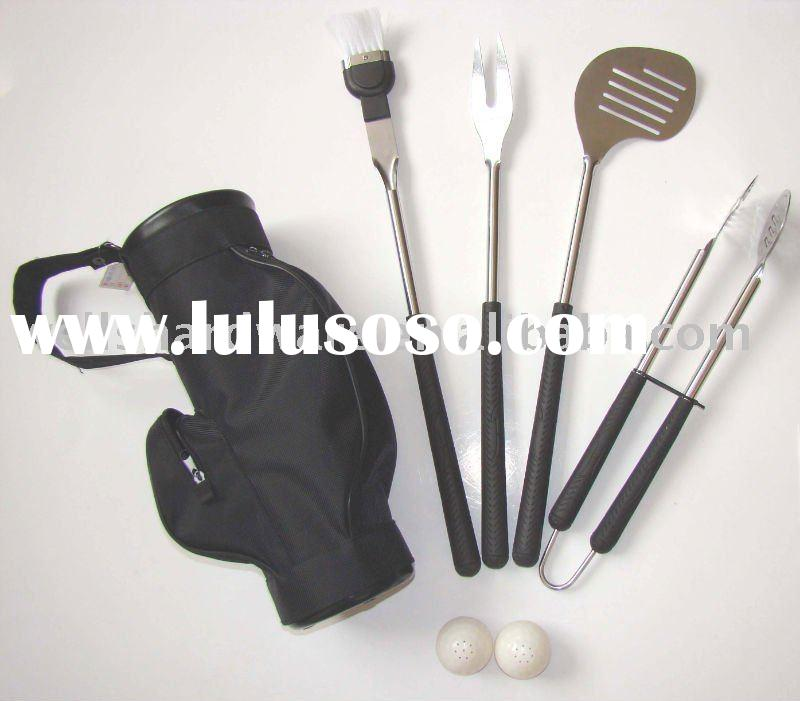 Golf BBQ tool set(BS9)