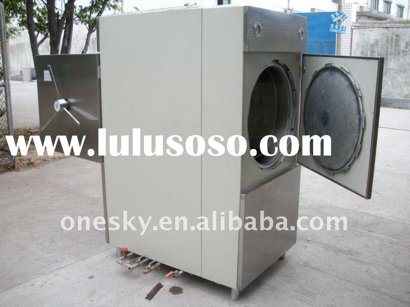 Horizontal Double door Steam Autoclave sterilizer