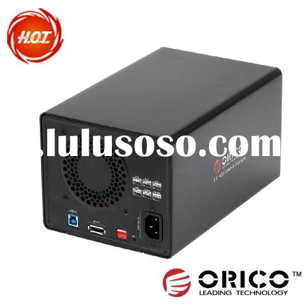 "ORICO 3539RUS3 RAID 1 SATA TO USB eSATA, 3bay, 3.5"" HDD RAID External hard drive Enclosure"