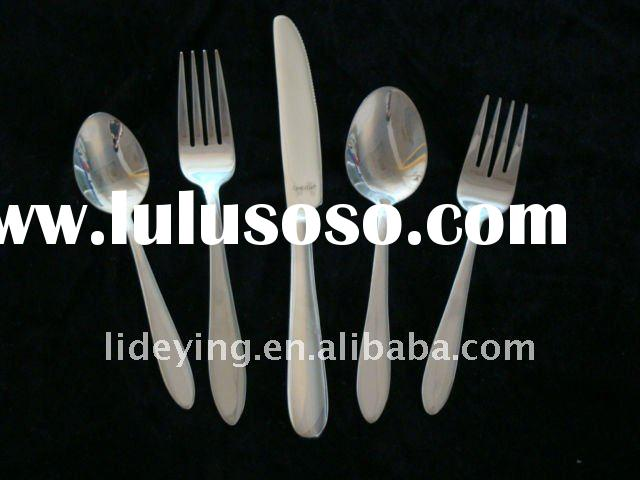 ldy-2011-38 18/10or18/10 stainless steel cutlery, flatware set