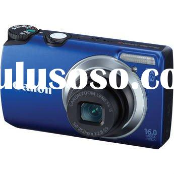 Canon PowerShot A3300 IS Digital Compact Camera
