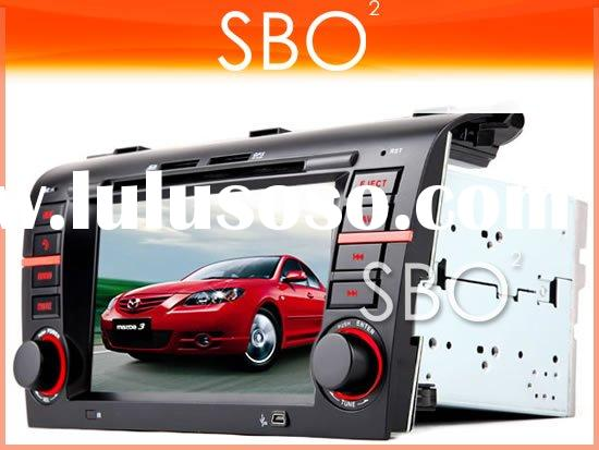 "EONON D5102 7"" Digital Screen Touch Screen Car DVD Player with Built-in GPS For Mazda 3"