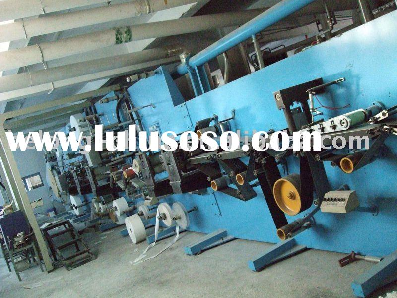High Speed Disposable Baby Diaper Production Line