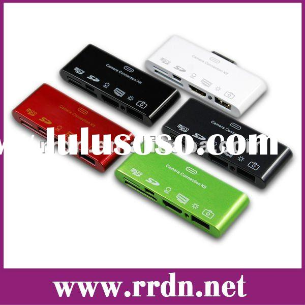 USB slot all in one card reader for iPhone/iPad(iRC-05 Camera Connection Kit)