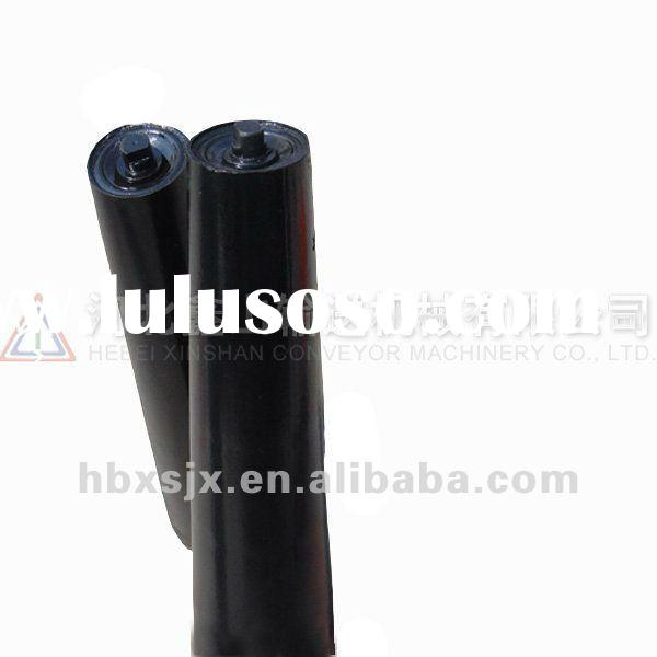 heavy duty ball bearing idler roller for belt conveyor