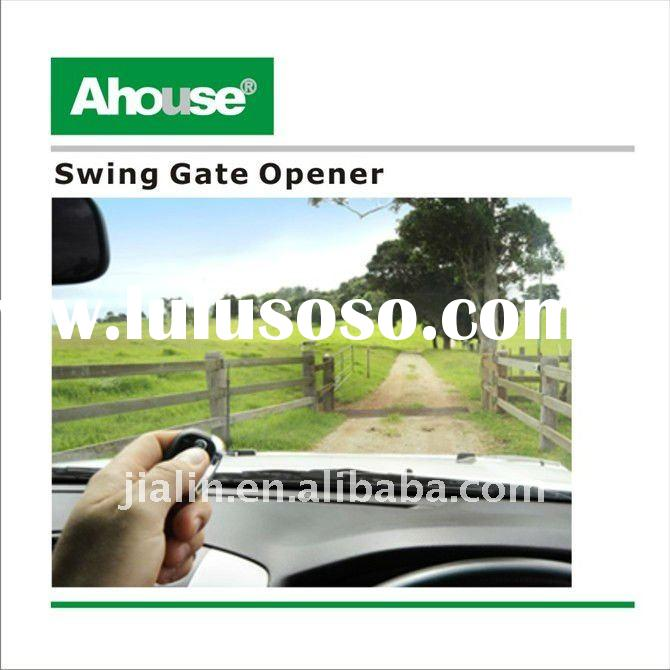 Automatic Gate , door system, Swing Gate Operator (CE).commercial gate operator/solar control system