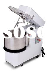 40L Rising Head Single Speed Spiral Mixer/bakery equipment