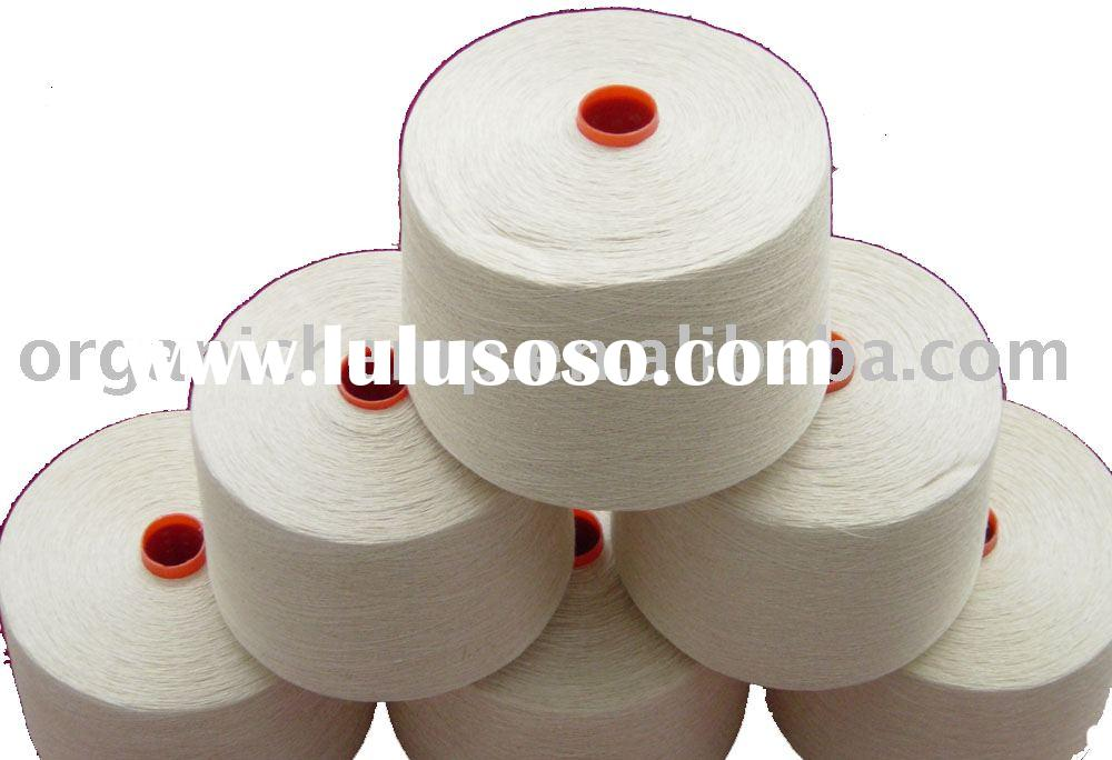GOTS certified Organic Cotton Yarn 10S for weaving and knitting