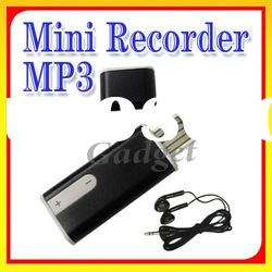 4GB Mini USB Digital Voice Recorder +MP3 Player