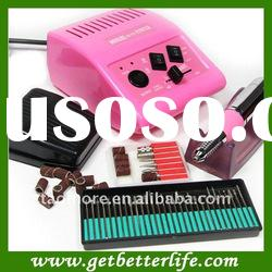 Electric nail drill machine nail manicure machine - Nail Drill 278 pink 12V