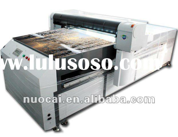 HOT!!! large format digital t shirt printing machine also available to other materials