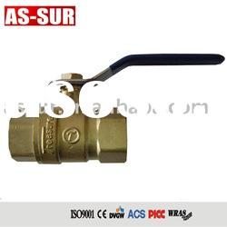 brass non return ball valve/gas control valve