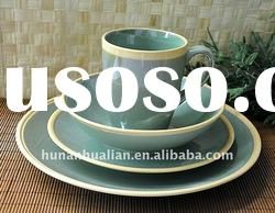 Eco friendly ceramic dinnerware made in China