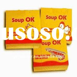 HALAL HACCP ISO KOSHER beef soup base/beef soup cube/beef instant soup/beef stock cube/beef bouillon
