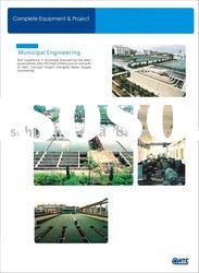 Environmental Protection Project---Municipal Engineering Project---General Intro A