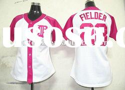 Sublimated Custom Softball Uniforms Baseball Shirts
