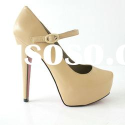 CLS030 fashion best quality lady high heel shoes Dropship