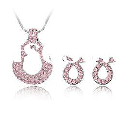 Costume Jewelry Necklace and Earring Sets 4312-4316/Costume Jewellery Sets