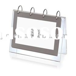 Acrylic photo frame with high quality