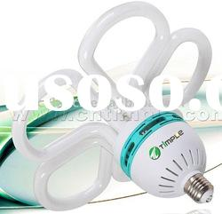 Flower energy saving lamp (compact fluorescent lamp ESL)