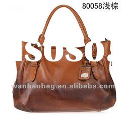 Hottest ,Newest fashion trendy brand leather handbag,80058