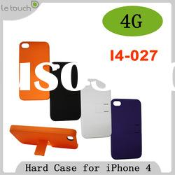 kickBACK Stand Case for iPhone 4 with different colors