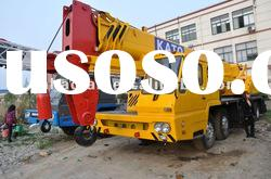 used original kato mobile crane 55ton in Dubai 2008