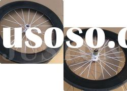 20F /24R 88mm Road bike wheels ,carbon wheels
