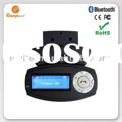 Hot selling compatible with all bluetooth phones Bluetooth handsfree car kit