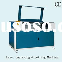 Laser Cutting And Engraving Machine For Wood, Acrylic, Rubber, Bamboo, Marble, Crystal