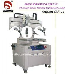 Vertical Flat Screen Printing Machine