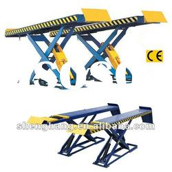 hydraulic scissor lift cheap car lifts portable lifter 3000kgs 1600mm