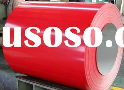 colored aluminum zinc coated steel coil