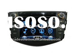 Toyota RAV 4 Car DVD Player with GPS ipod iphone Bluetooth Steering Wheel Control HD Screen