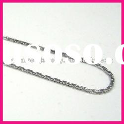fashion stainless steel trendy jewelry necklace for women