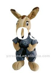 plush stuffed kangaroo toy plush soft animals