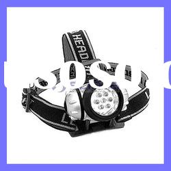 7 LED Headlight Super Bright Headlamp 100LM Head lamp