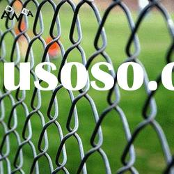High quality pvc coated wire mesh fence
